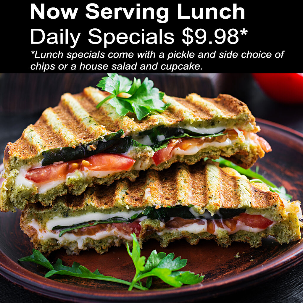 Parks Pastries Lunch Specials - Sandwich Combos